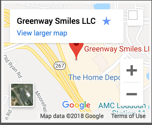 greenway smiles map
